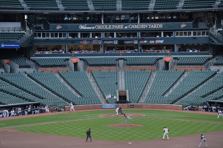 White Sox Orioles Baseball